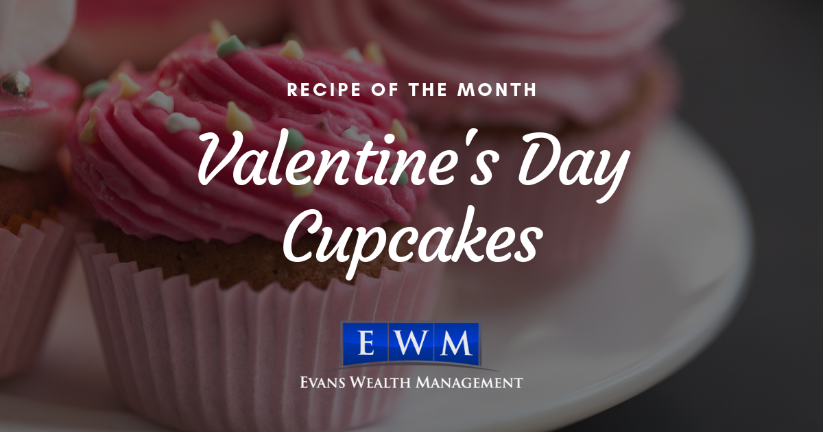 Recipe of the Month: Valentines Day Cupcakes