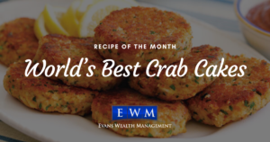 Recipe of the Month: World's Best Crab Cakes