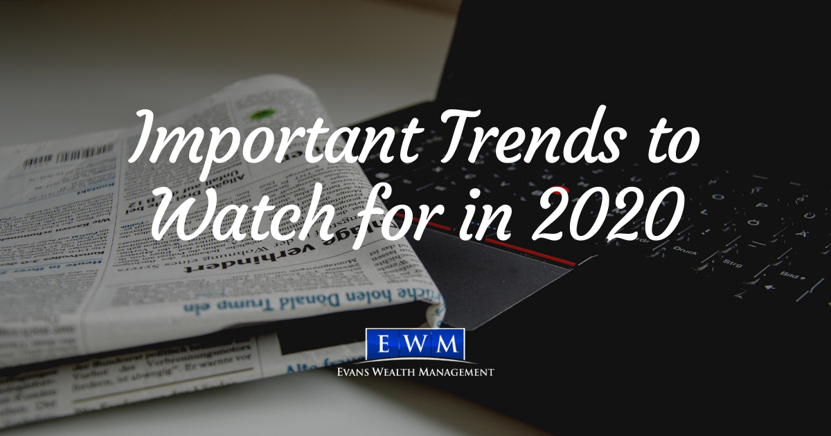 Important Trends for 2020